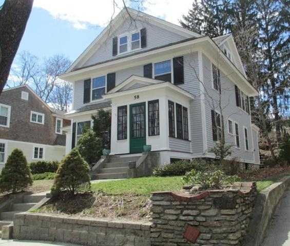 58 Howland Terrace, Worcester, MA 01602 (MLS #72313635) :: Local Property Shop