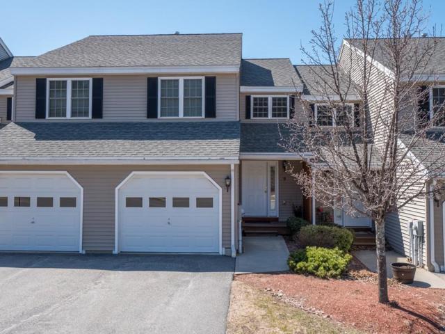 9 Green Briar Rd #9, Fitchburg, MA 01420 (MLS #72313654) :: Westcott Properties