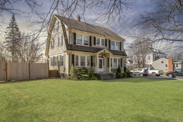120 Centre St, Danvers, MA 01923 (MLS #72313657) :: Local Property Shop
