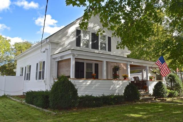 3 Chapel Lane, Wareham, MA 02531 (MLS #72313671) :: Local Property Shop