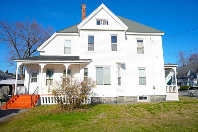 6 Dorchester Street, Lawrence, MA 01843 (MLS #72313673) :: Westcott Properties