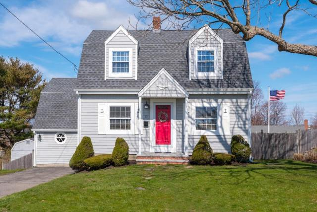 10 Hilltop Rd, Weymouth, MA 02191 (MLS #72313931) :: Keller Williams Realty Showcase Properties