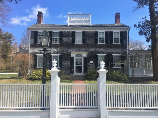 3 Pleasant Street, Dartmouth, MA 02748 (MLS #72314088) :: ALANTE Real Estate
