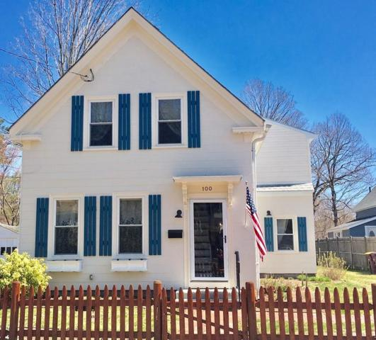 100 Cedar St, Weymouth, MA 02189 (MLS #72314176) :: Keller Williams Realty Showcase Properties