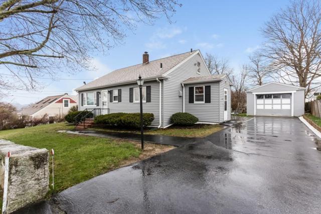166 Nemasket Street, New Bedford, MA 02740 (MLS #72314220) :: Westcott Properties