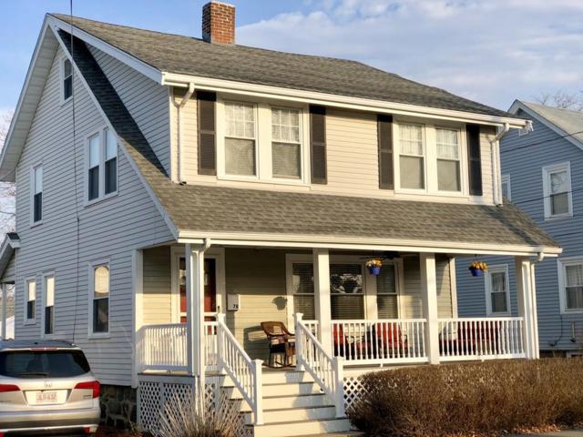 78 Sachem St., Quincy, MA 02170 (MLS #72314454) :: ALANTE Real Estate