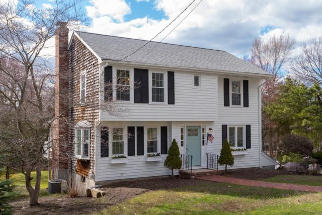 26 French St, Hingham, MA 02043 (MLS #72314535) :: Keller Williams Realty Showcase Properties