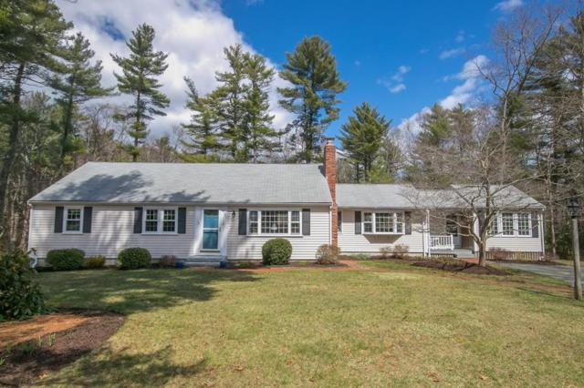 738 Mayflower St., Duxbury, MA 02332 (MLS #72314542) :: Keller Williams Realty Showcase Properties