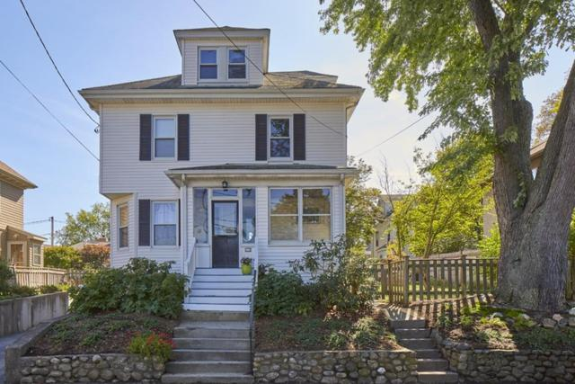 17 Ridge Rd, Belmont, MA 02478 (MLS #72314549) :: Charlesgate Realty Group
