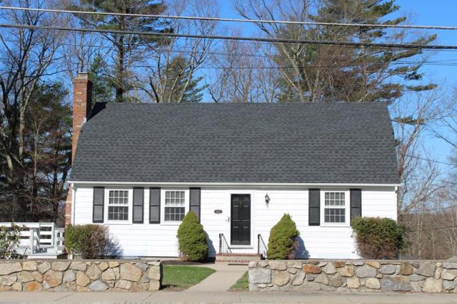 200 Pond Street, Franklin, MA 02038 (MLS #72314562) :: Charlesgate Realty Group
