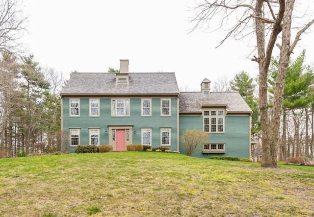 143 Arrowhead Road, Marshfield, MA 02050 (MLS #72315003) :: Keller Williams Realty Showcase Properties