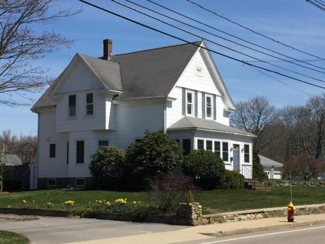 128 Pratt St., Mansfield, MA 02048 (MLS #72315132) :: Westcott Properties