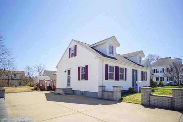 22 Yates Street, New Bedford, MA 02745 (MLS #72315246) :: Westcott Properties