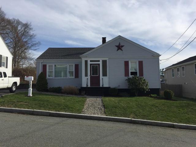 135 Bliss St, Fall River, MA 02720 (MLS #72315299) :: Westcott Properties
