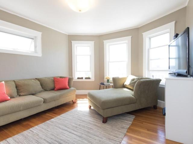 78 Forest Hills St #3, Boston, MA 02130 (MLS #72315318) :: Westcott Properties