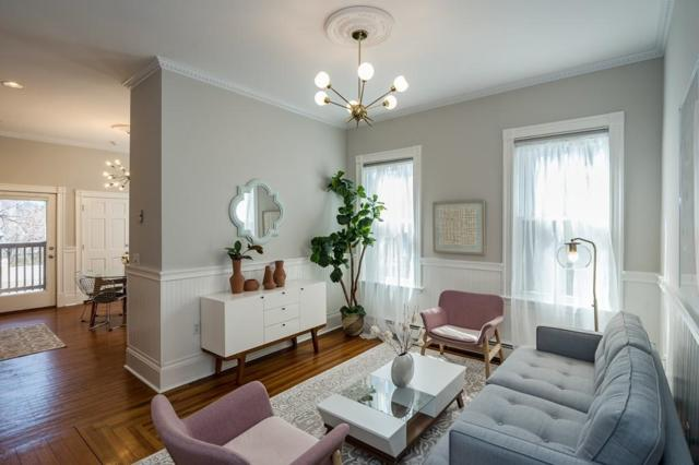 14 Suffolk St #1, Cambridge, MA 02139 (MLS #72315331) :: Westcott Properties