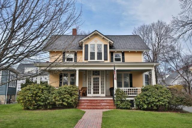 131 Maple St, Boston, MA 02132 (MLS #72315338) :: Westcott Properties
