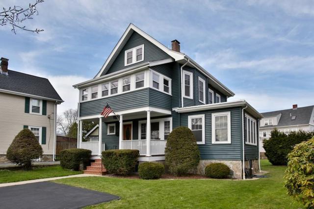 133 Maple St, Boston, MA 02132 (MLS #72315341) :: Westcott Properties
