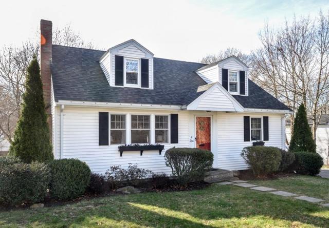 266 Pleasant St, Norwood, MA 02062 (MLS #72315360) :: Keller Williams Realty Showcase Properties