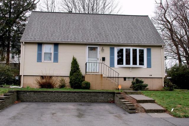 96 Warner Ave, Worcester, MA 01604 (MLS #72315365) :: Westcott Properties