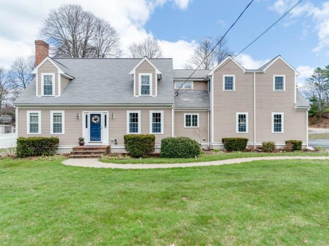 107 Winding Way, Plymouth, MA 02360 (MLS #72315470) :: ALANTE Real Estate