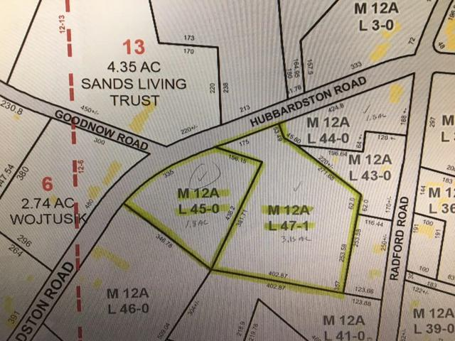Lot 1 Hubbardston Rd., Princeton, MA 01541 (MLS #72316641) :: Hergenrother Realty Group