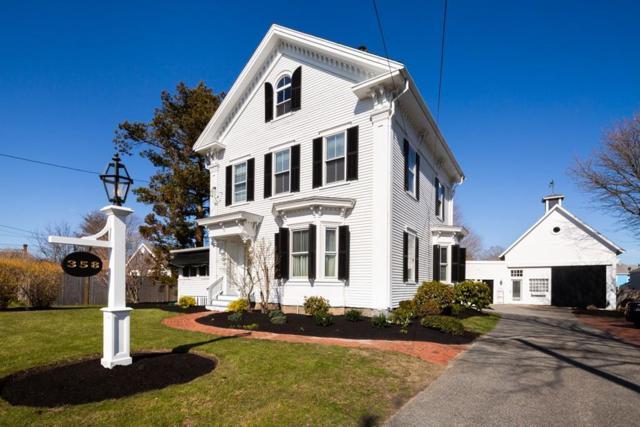 358 Sea St, Barnstable, MA 02601 (MLS #72316821) :: ALANTE Real Estate