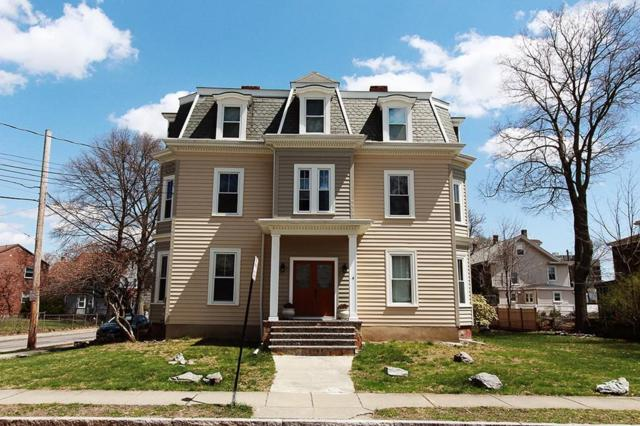 4 Hovey St, Newton, MA 02458 (MLS #72317810) :: Goodrich Residential