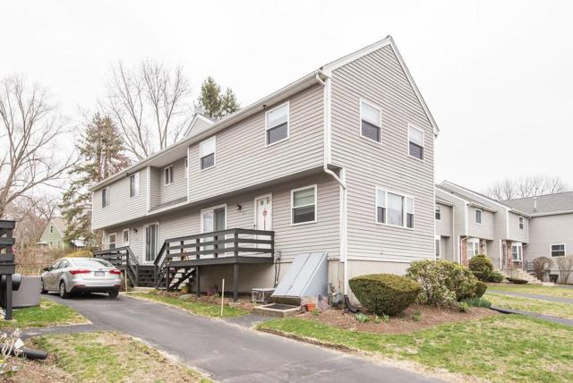 55 Leedham St 2-1, Attleboro, MA 02703 (MLS #72318041) :: ALANTE Real Estate