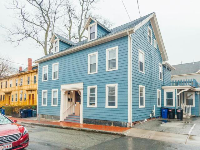 8 Allen Street #1, Cambridge, MA 02140 (MLS #72318048) :: Mission Realty Advisors