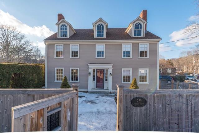 729 Western Ave, Gloucester, MA 01930 (MLS #72318369) :: Welchman Real Estate Group | Keller Williams Luxury International Division