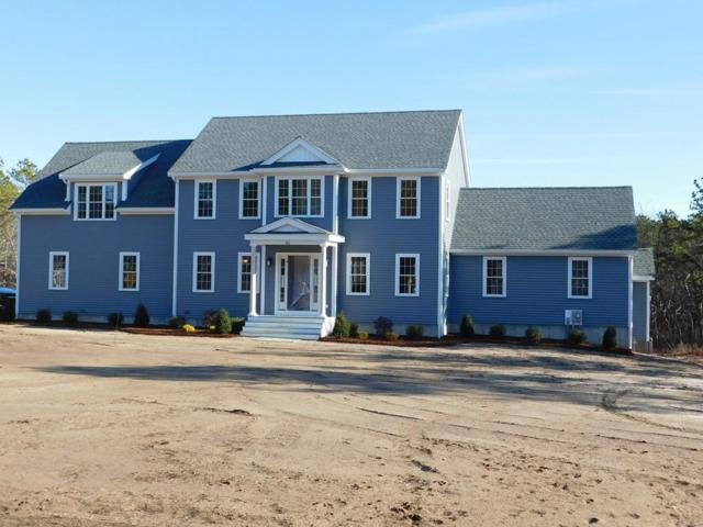 13 Bay Colony Drive, Plymouth, MA 02360 (MLS #72318440) :: Goodrich Residential