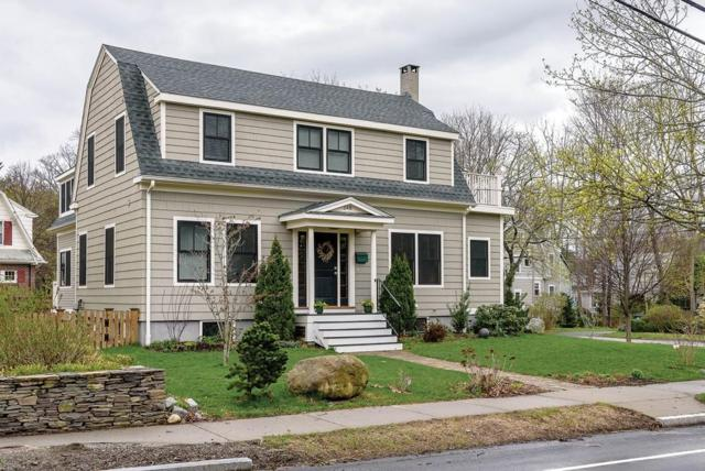 248 Homer St, Newton, MA 02459 (MLS #72318969) :: Welchman Real Estate Group | Keller Williams Luxury International Division