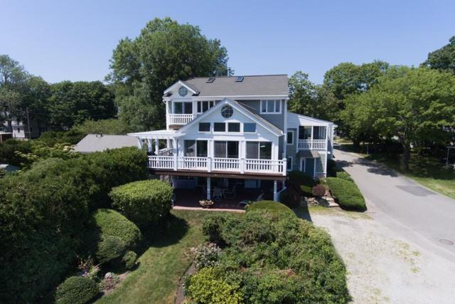18 Pondview Ave #2, Scituate, MA 02066 (MLS #72319867) :: ALANTE Real Estate
