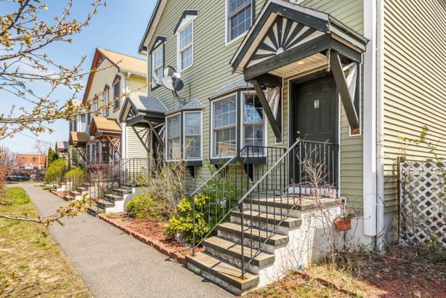 1134 Montello St #3, Brockton, MA 02301 (MLS #72320131) :: ALANTE Real Estate