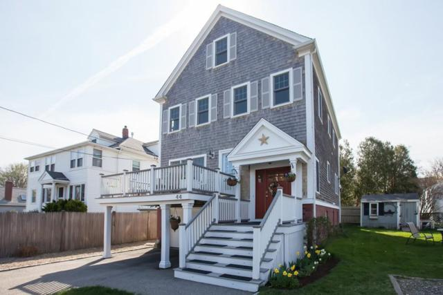 44 Kenneth Road, Scituate, MA 02066 (MLS #72320337) :: Goodrich Residential