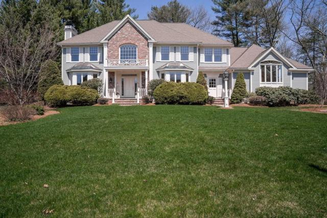 27 Buttonwood Drive, Andover, MA 01810 (MLS #72320363) :: Goodrich Residential