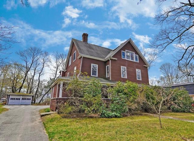 31 Glendale Road, Sharon, MA 02067 (MLS #72320589) :: Anytime Realty