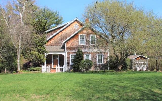 74 Prospect, Hingham, MA 02043 (MLS #72320742) :: ALANTE Real Estate