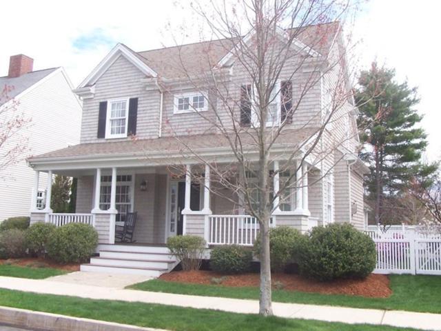 9 Maple St #9, Medfield, MA 02052 (MLS #72321272) :: ALANTE Real Estate