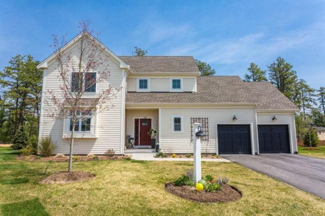 22 Inkberry Lane, Plymouth, MA 02360 (MLS #72321709) :: Goodrich Residential
