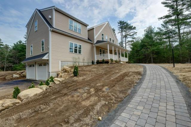 1 Manor Farm Way, Carver, MA 02330 (MLS #72321886) :: Welchman Real Estate Group | Keller Williams Luxury International Division