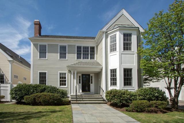 1 Preston Square #1, Quincy, MA 02171 (MLS #72321930) :: ALANTE Real Estate