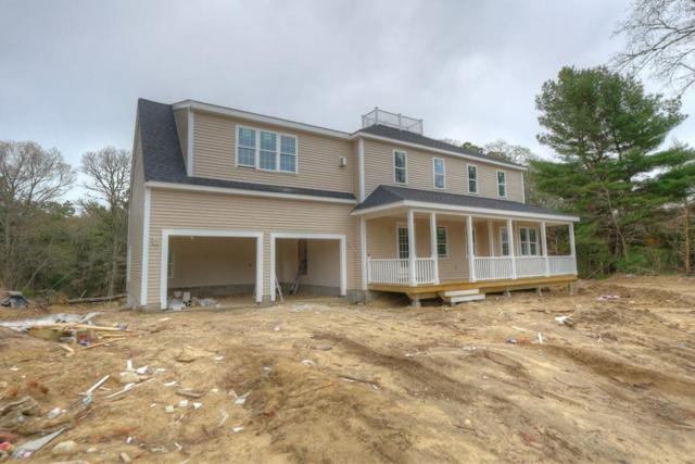 1438 Old Sandwich Road, Plymouth, MA 02360 (MLS #72322545) :: Mission Realty Advisors