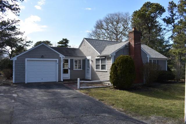 21 Woodside Park Road, Dennis, MA 02670 (MLS #72322736) :: ALANTE Real Estate