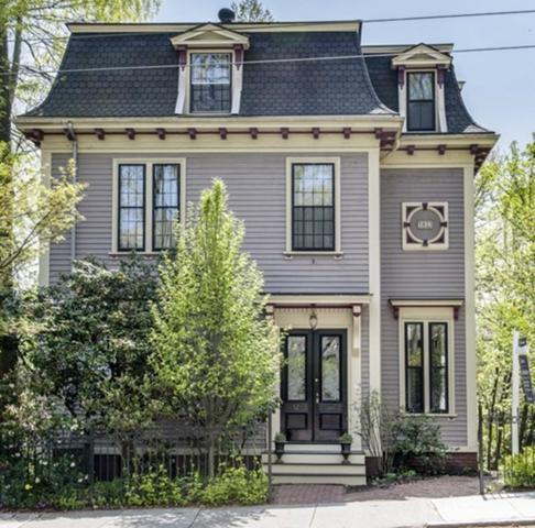 52 Concord Avenue, Cambridge, MA 02138 (MLS #72323071) :: Goodrich Residential