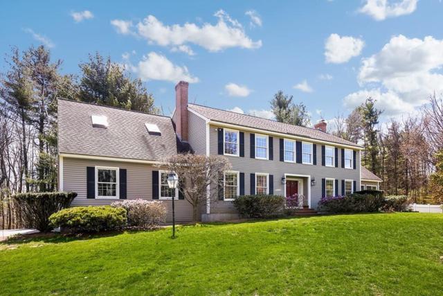 350 Burroughs Rd, Boxborough, MA 01719 (MLS #72323282) :: The Home Negotiators
