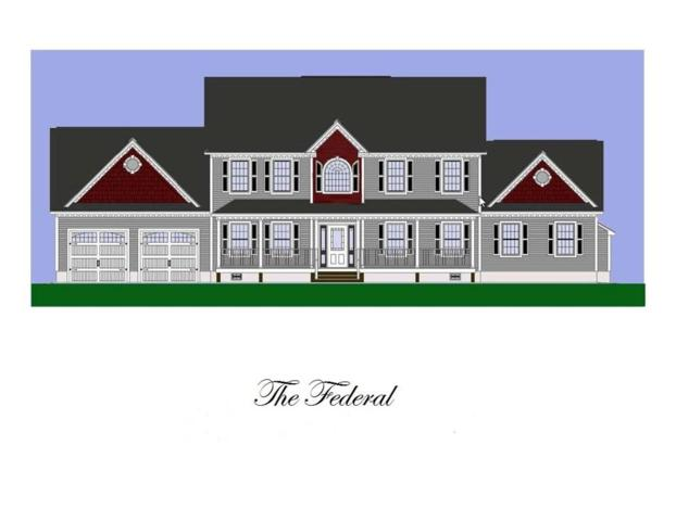 15 Freedom Lane (Lot 26), Holden, MA 01520 (MLS #72323559) :: Goodrich Residential