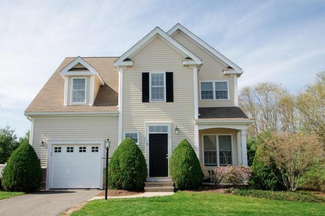 8 Buttercup Ln #8, Raynham, MA 02767 (MLS #72323586) :: ALANTE Real Estate