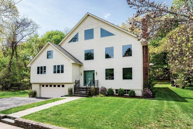 27 Scotney Rd, Newton, MA 02467 (MLS #72323947) :: The Gillach Group